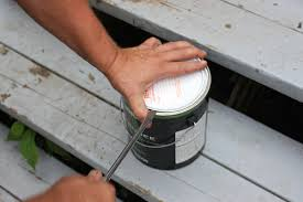 Teach Them How To Open A Can Of Paint – by David West